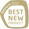 Biofach 2015 - Best New Product